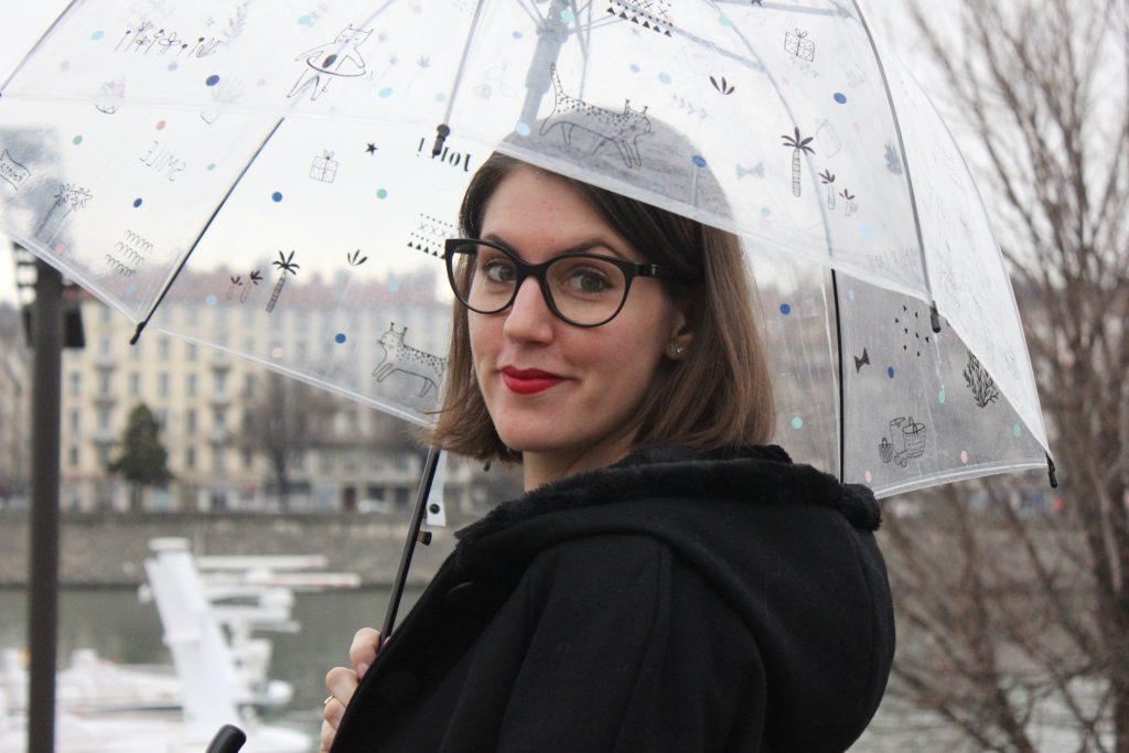 Nora coat - Coralie Bijasson