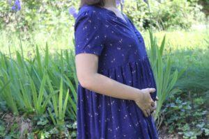 Robe Arlette dress - République du chiffon