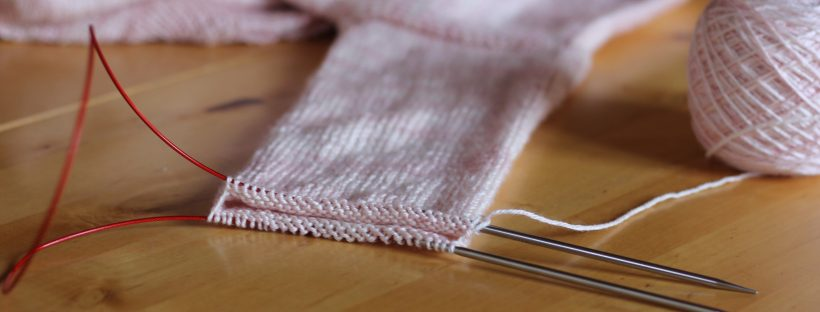 Apprendre à tricoter en rond - Magic Loop- Blog tricot