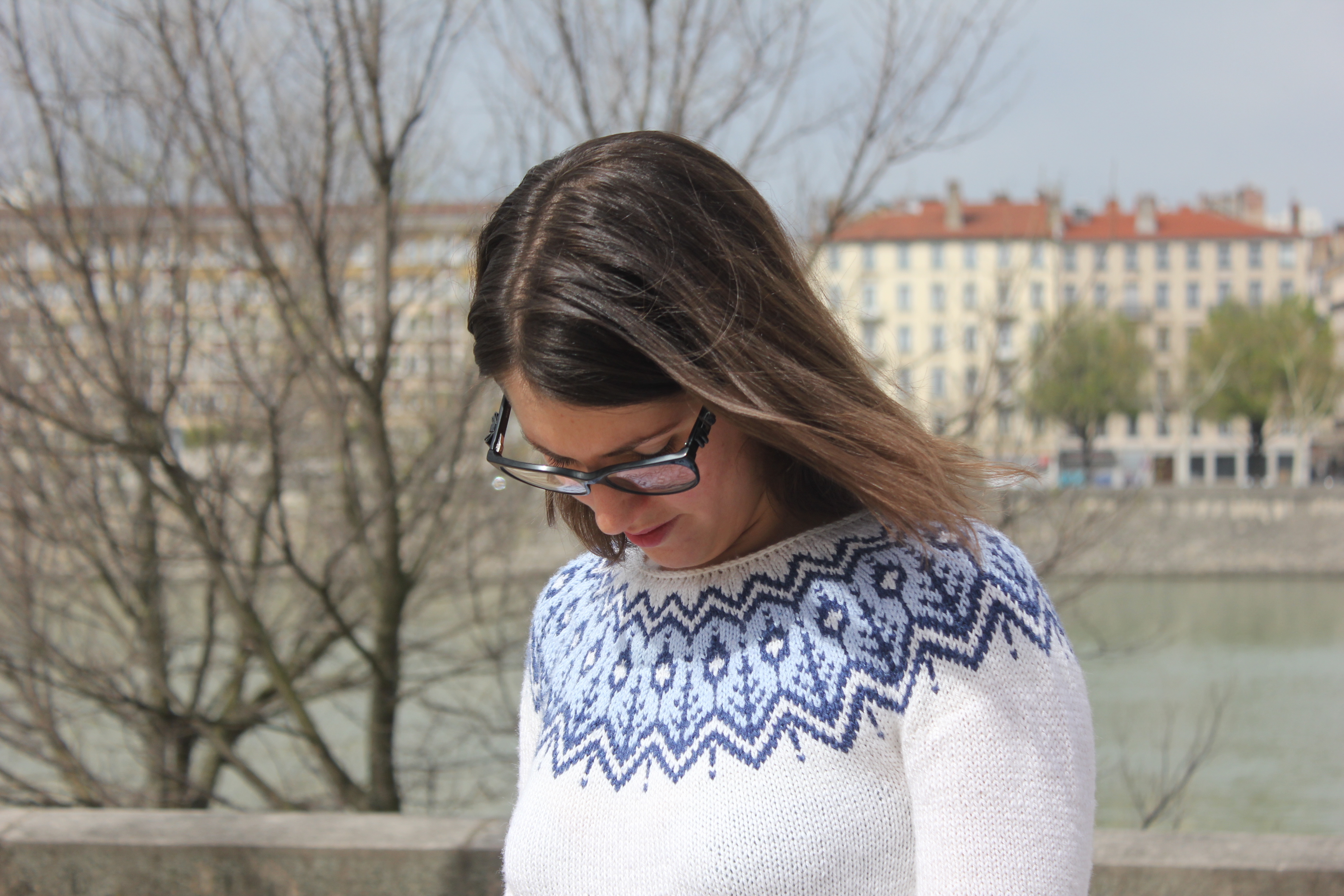 Whinfell Sweater - Jennifer Steingass - Blog tricot