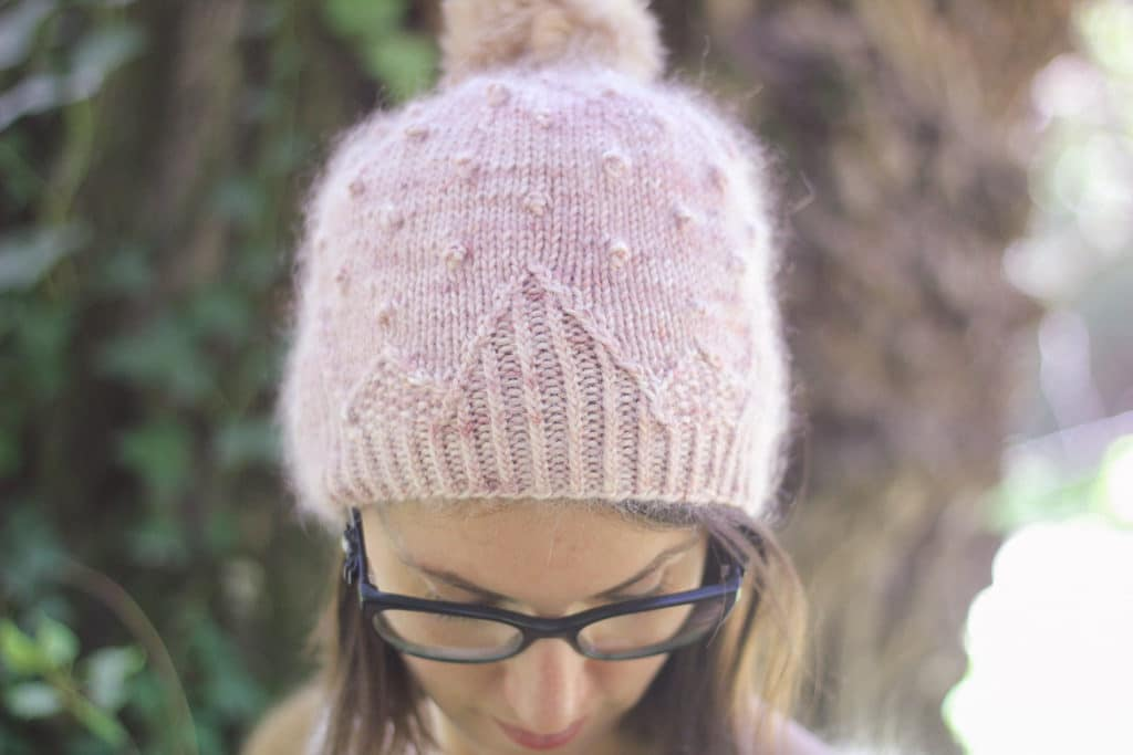 Bonnet Kobuk Hat - Caitlin Hunter - Blog tricot