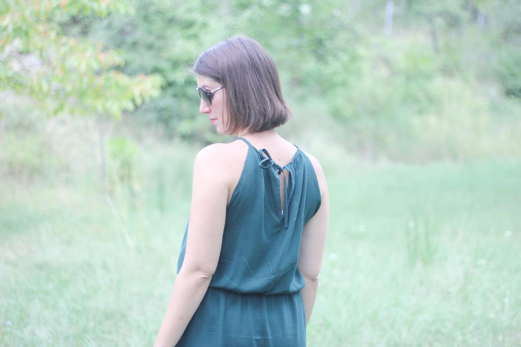 Robe Eliana - Pauline Alice - Blog couture
