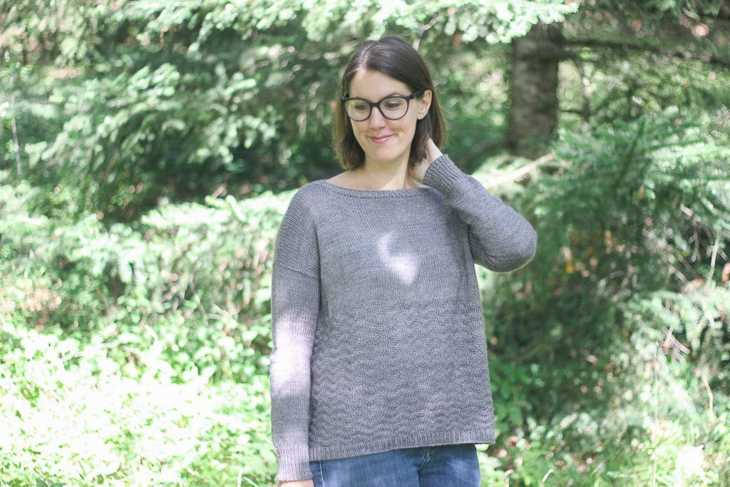 Pull Tender Jumper - Melody Hoffmann - Blog tricot