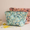 Kit de couture - Pochette zippée - sac à projet - In the meadow - Lise Tailor