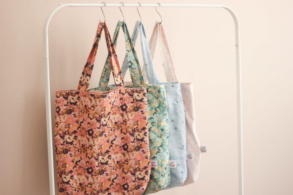Kit de couture - Totebag - Lise Tailor