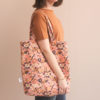 Kit de couture - Totebag In the pink meadow - Lise Tailor