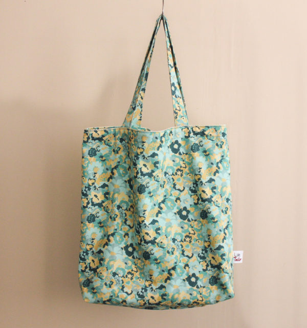 Kit de couture - Totebag In the green meadow - Lise Tailor
