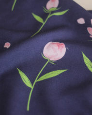 tissu-viscose-happy-peony-navy-lise-tailor – 2