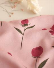 tissu-viscose-happy-peony-rose-lise-tailor – 4