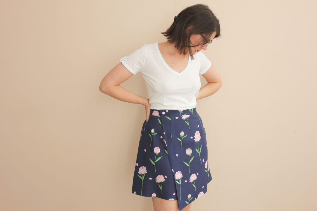 Jupe Agave - Deer and doe - Blog couture - Lise Tailor